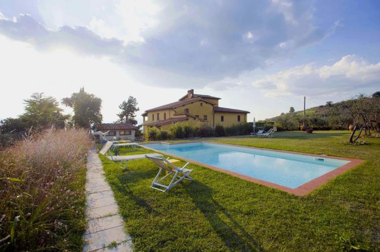 VakantiehuisItalië - Toscane/Elba: Podere Pulicciano Cantina  [36]