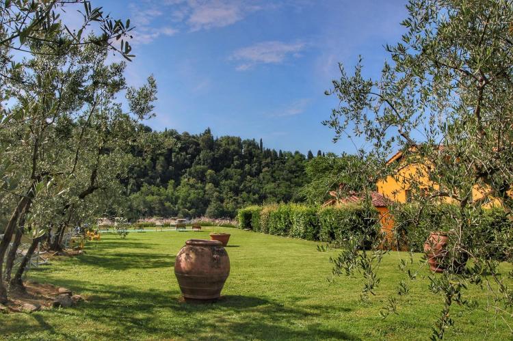 VakantiehuisItalië - Toscane/Elba: Podere Pulicciano Cantina  [28]