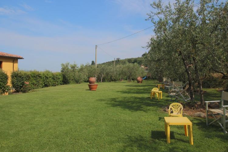 VakantiehuisItalië - Toscane/Elba: Podere Pulicciano Orciaia  [25]