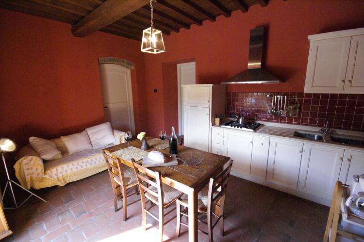 VakantiehuisItalië - Toscane/Elba: Podere Pulicciano Orciaia  [7]