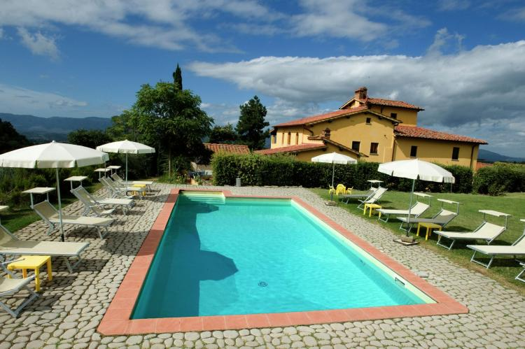 VakantiehuisItalië - Toscane/Elba: Podere Pulicciano Orciaia  [10]