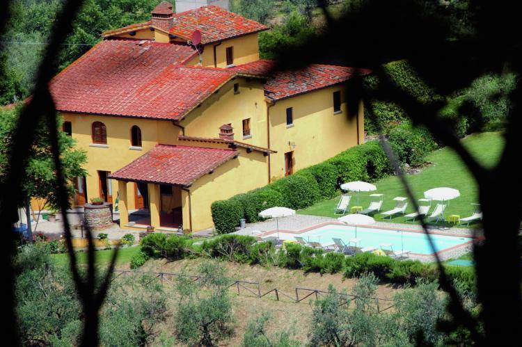 VakantiehuisItalië - Toscane/Elba: Podere Pulicciano Orciaia  [36]
