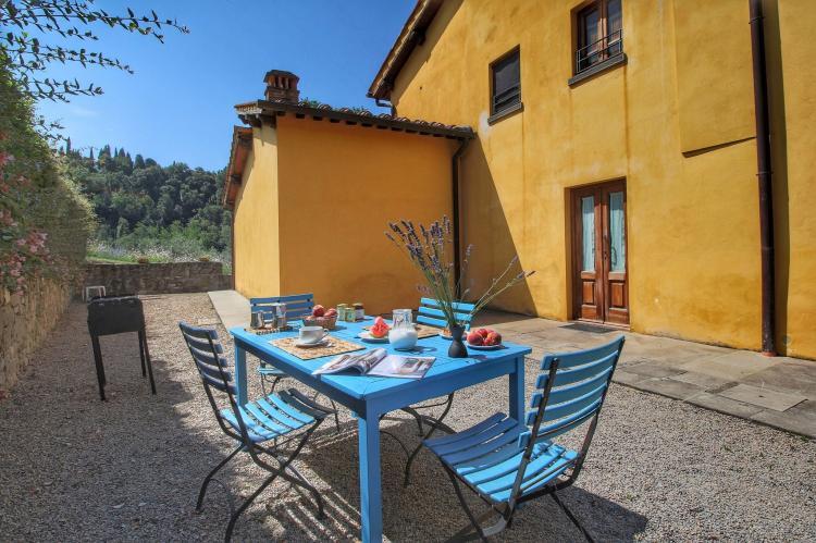 VakantiehuisItalië - Toscane/Elba: Podere Pulicciano Orciaia  [19]
