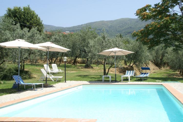 VakantiehuisItalië - Toscane/Elba: Podere Pulicciano Orciaia  [27]
