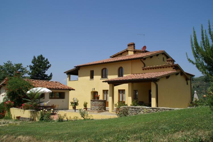 VakantiehuisItalië - Toscane/Elba: Podere Pulicciano Orciaia  [2]