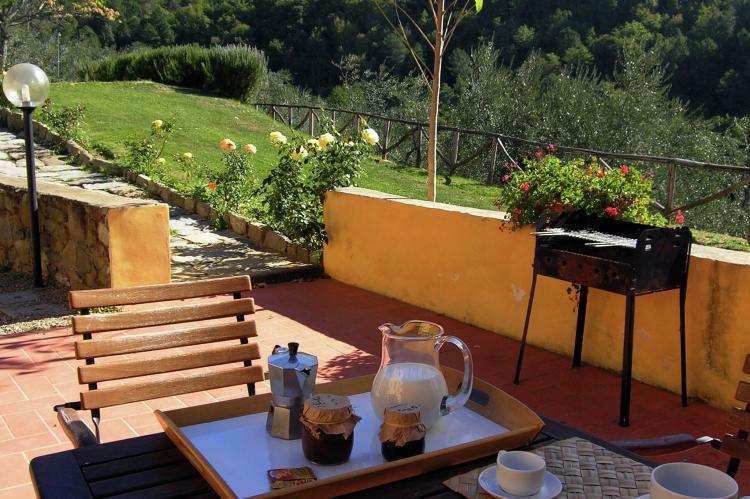 VakantiehuisItalië - Toscane/Elba: Podere Pulicciano Orciaia  [34]
