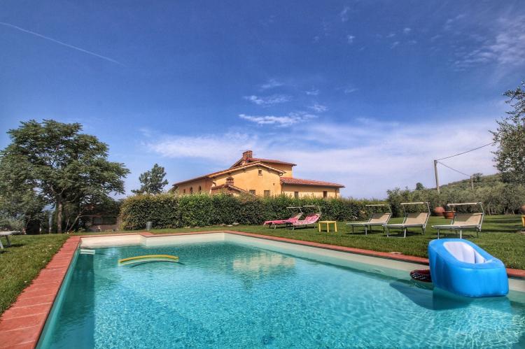VakantiehuisItalië - Toscane/Elba: Podere Pulicciano Orciaia  [11]