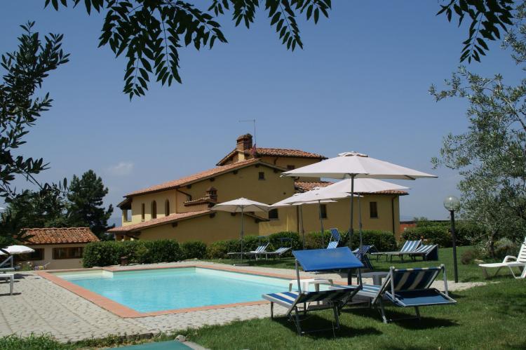 Holiday homeItaly - Tuscany/Elba: Podere Pulicciano Scaletta  [1]