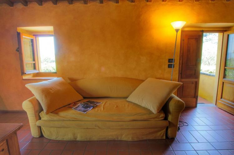 Holiday homeItaly - Tuscany/Elba: Podere Pulicciano Scaletta  [11]