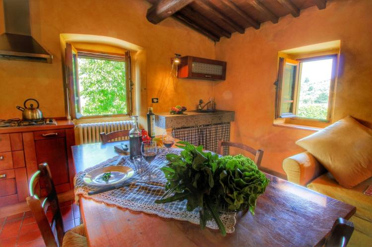 Holiday homeItaly - Tuscany/Elba: Podere Pulicciano Scaletta  [16]