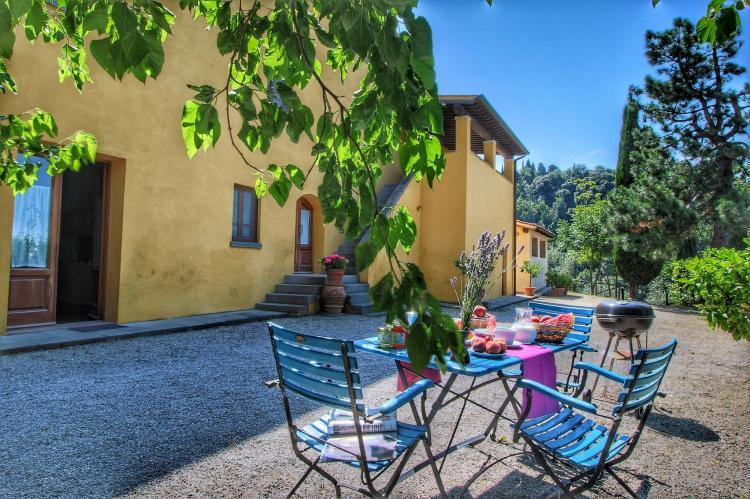 Holiday homeItaly - Tuscany/Elba: Podere Pulicciano Scaletta  [27]