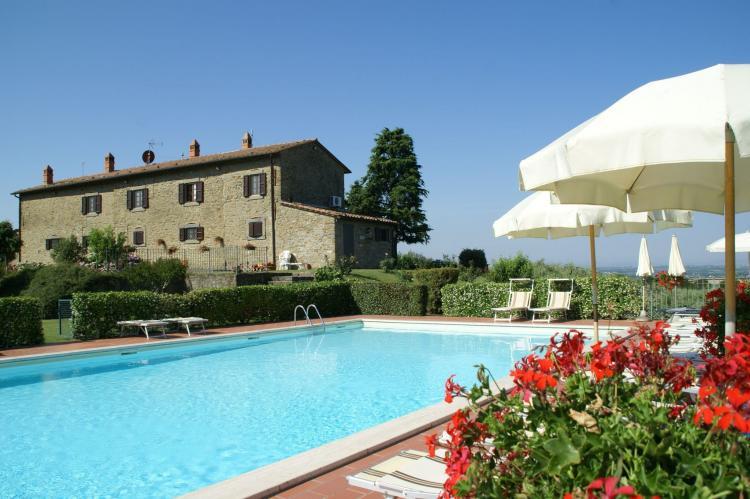 Holiday homeItaly - Tuscany/Elba: Fattoria Terontola  [2]