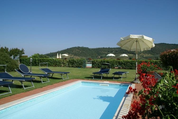 Holiday homeItaly - Tuscany/Elba: Fattoria Terontola  [1]