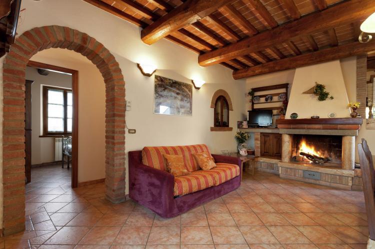 Holiday homeItaly - Tuscany/Elba: Castagno del Riccio  [8]