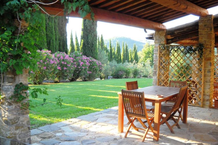 VakantiehuisItalië - Toscane/Elba: Podere Pisano trilo  [37]