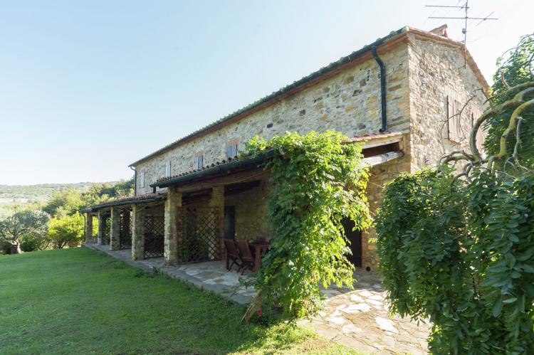 VakantiehuisItalië - Toscane/Elba: Podere Pisano bilo  [2]