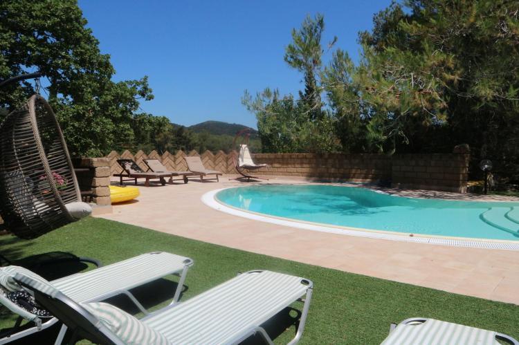 Holiday homeItaly - Tuscany/Elba: Villa Max  [13]