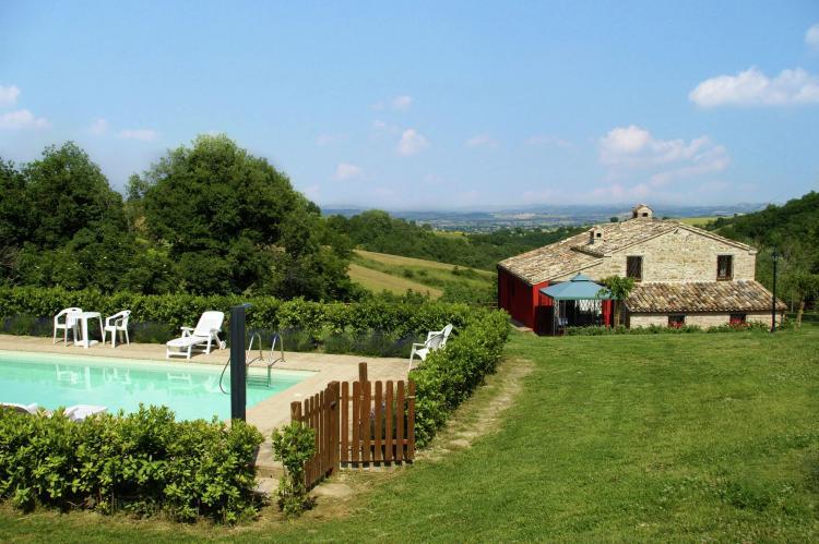 Holiday homeItaly - Umbria/Marche: Villa San Lorenzo  Appartamento dei Cavalieri  [1]