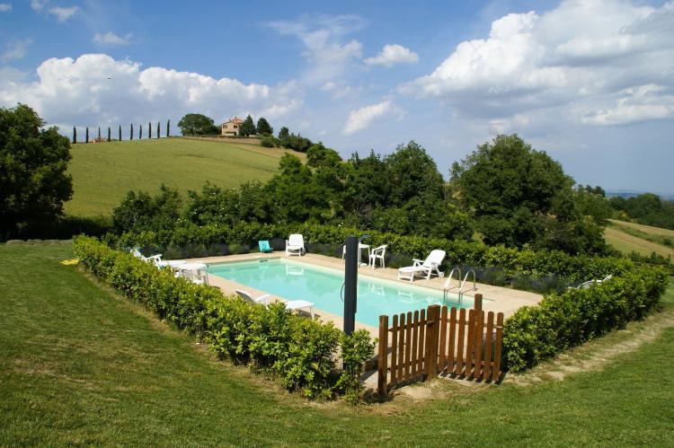 Holiday homeItaly - Umbria/Marche: Villa San Lorenzo  Appartamento dei Cavalieri  [6]