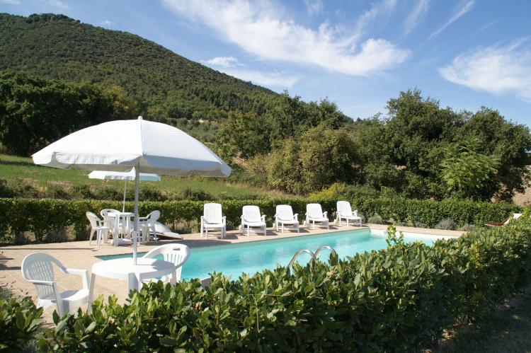 Holiday homeItaly - Umbria/Marche: Villa San Lorenzo  Appartamento dei Cavalieri  [8]