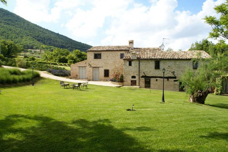 VakantiehuisItalië - Umbrië/Marche: Villa San Lorenzo  La Siesta  [33]