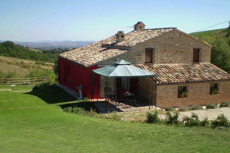 VakantiehuisItalië - Umbrië/Marche: Villa San Lorenzo  La Siesta  [4]