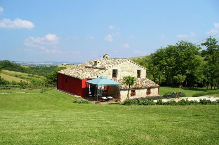 VakantiehuisItalië - Umbrië/Marche: Villa San Lorenzo  La Siesta  [3]