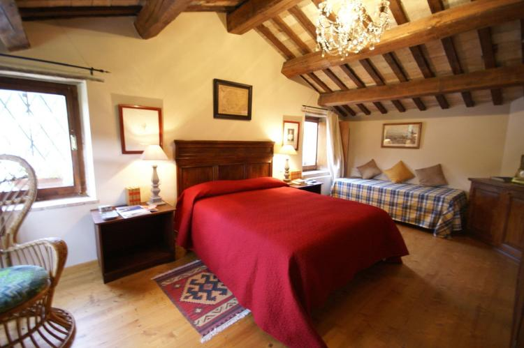 VakantiehuisItalië - Umbrië/Marche: Villa San Lorenzo  La Siesta  [23]