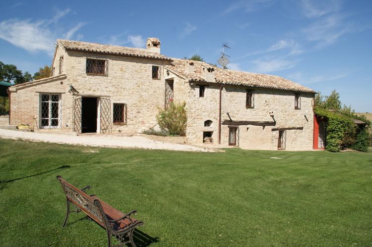 VakantiehuisItalië - Umbrië/Marche: Villa San Lorenzo  La Siesta  [1]