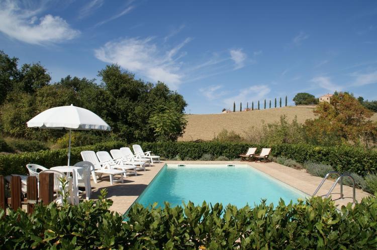 VakantiehuisItalië - Umbrië/Marche: Villa San Lorenzo  La Siesta  [8]