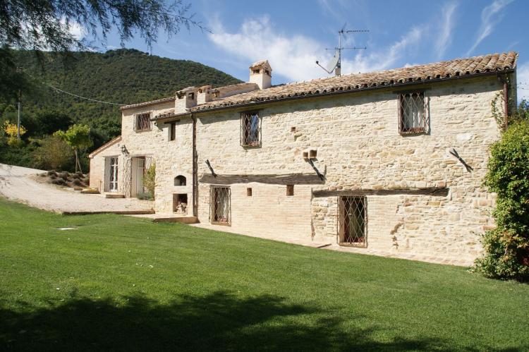 VakantiehuisItalië - Umbrië/Marche: Villa San Lorenzo  La Siesta  [5]