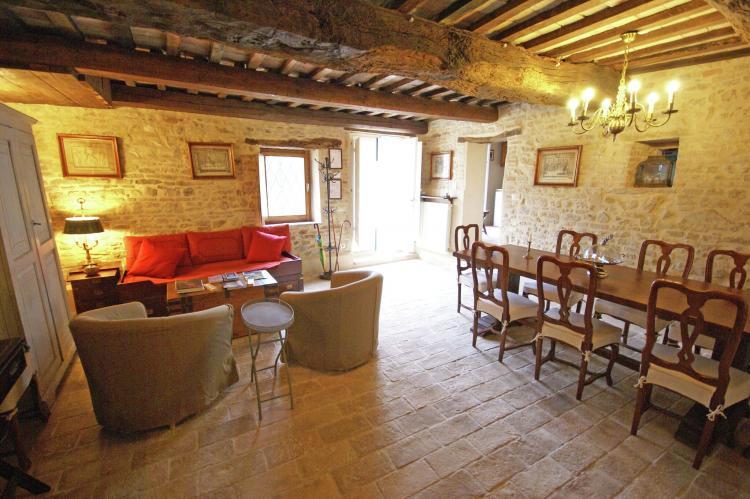 VakantiehuisItalië - Umbrië/Marche: Villa San Lorenzo  La Siesta  [12]