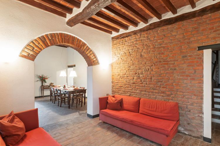 VakantiehuisItalië - Italiaanse Meren: La Villetta  [8]
