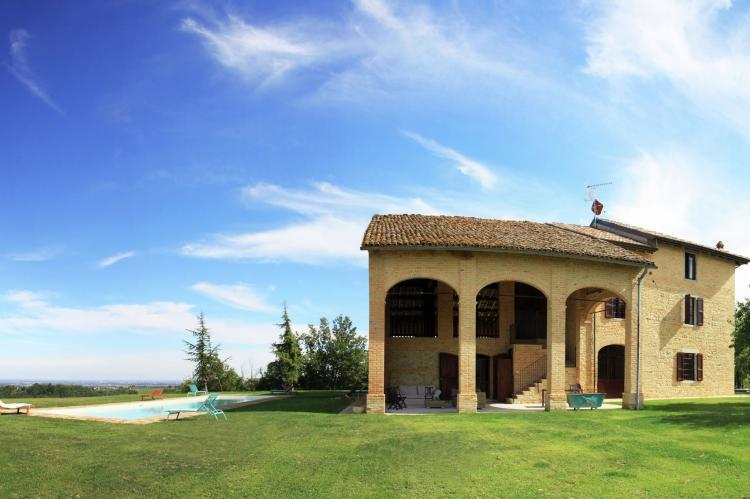 VakantiehuisItalië - Emilië-Romagne: Casa de Poi  [2]