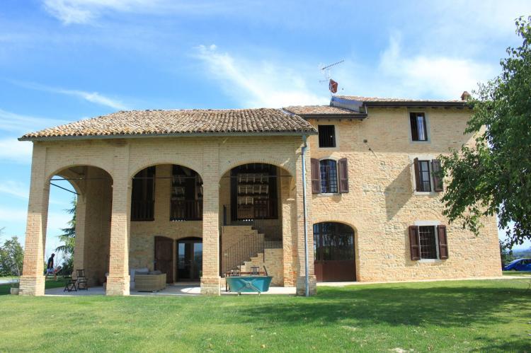 VakantiehuisItalië - Emilië-Romagne: Casa de Poi  [1]