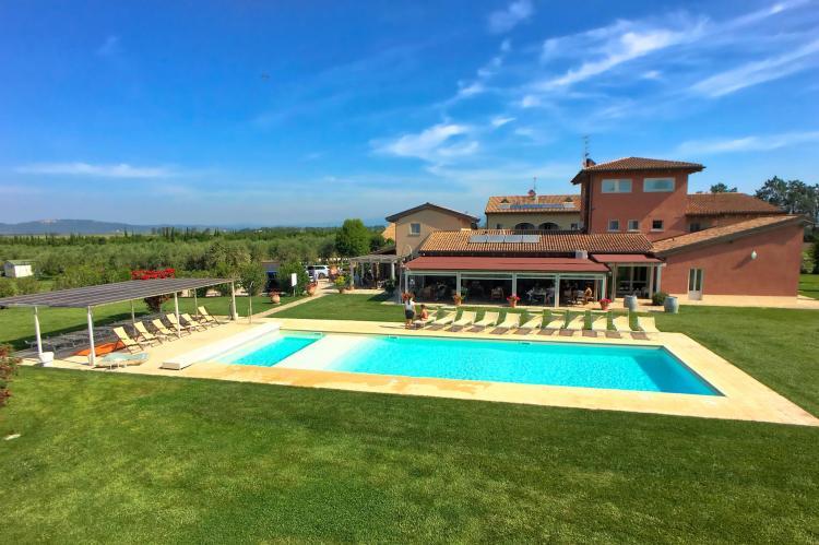 FerienhausItalien - Toskana/Elba: Bozzone Arancio  [1]