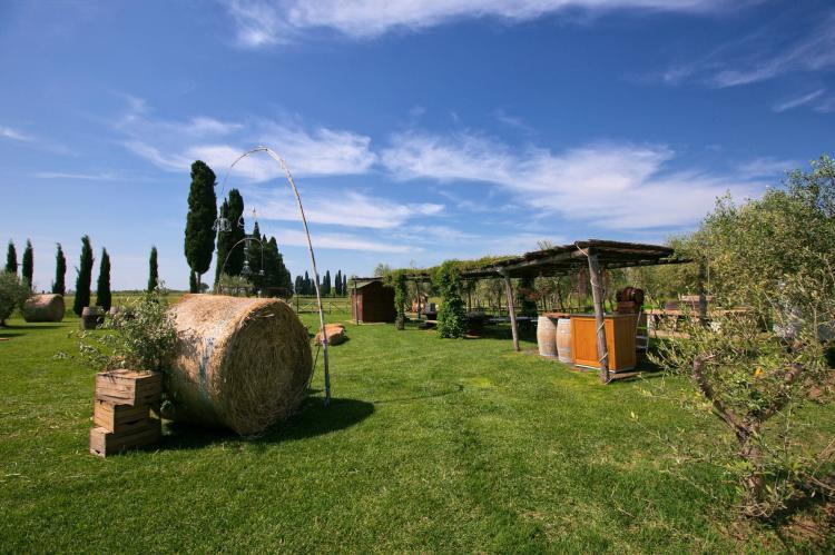 FerienhausItalien - Toskana/Elba: Bozzone Arancio  [4]