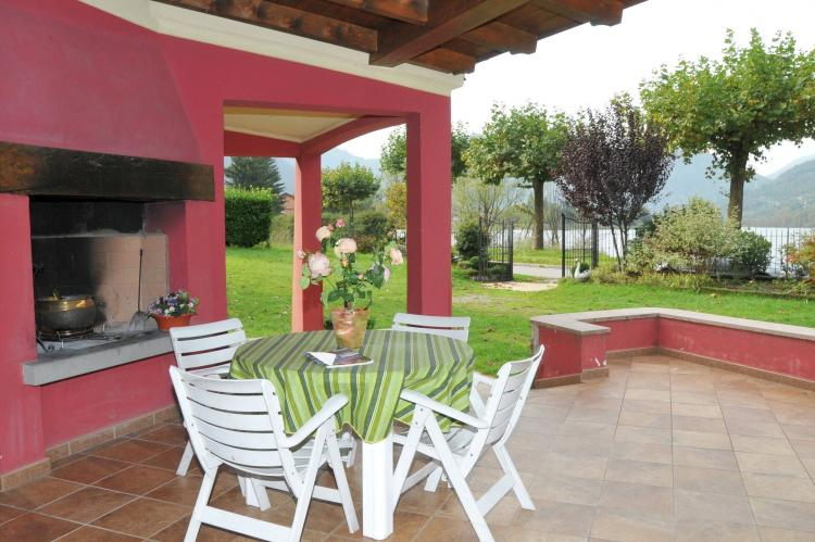 VakantiehuisItalië - Italiaanse Meren: Villa Stefano  [15]