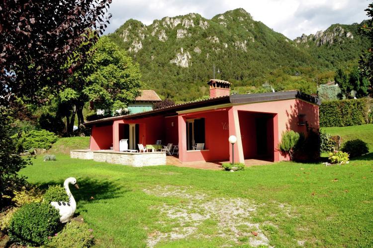 VakantiehuisItalië - Italiaanse Meren: Villa Stefano  [5]