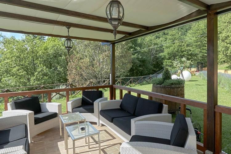 Holiday homeItaly - Umbria/Marche: Villa Valtopina  [12]