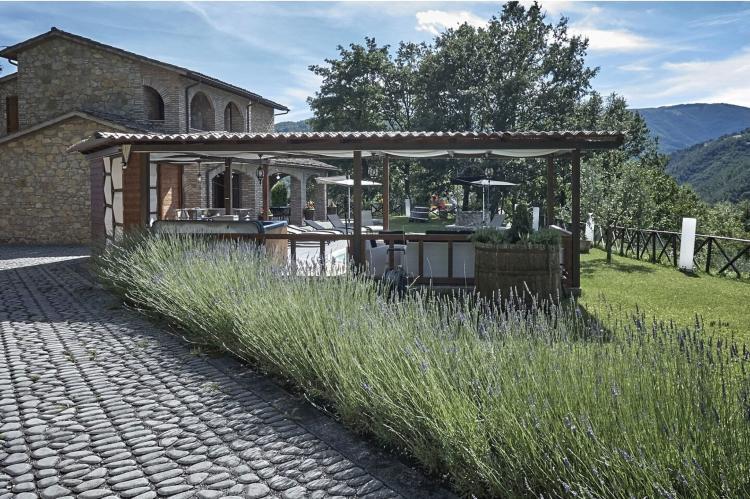 Holiday homeItaly - Umbria/Marche: Villa Valtopina  [13]