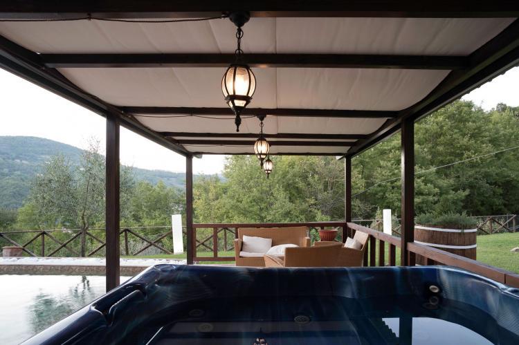 Holiday homeItaly - Umbria/Marche: Villa Valtopina  [15]