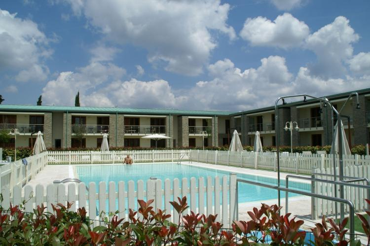 VakantiehuisItalië - Toscane/Elba: Chianti Village Morrocco M2  [2]
