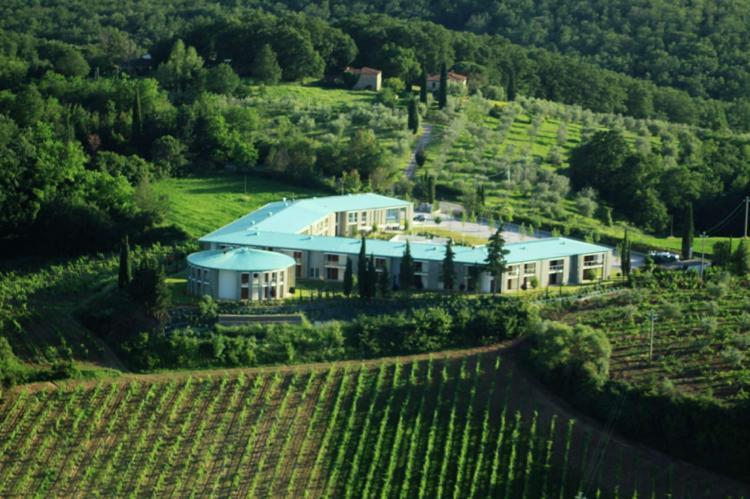 VakantiehuisItalië - Toscane/Elba: Chianti Village Morrocco M2  [3]
