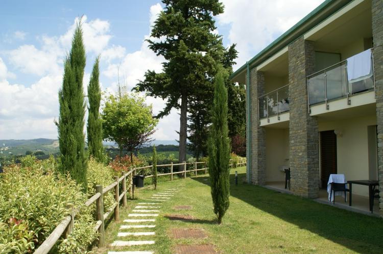 VakantiehuisItalië - Toscane/Elba: Chianti Village Morrocco M2  [12]