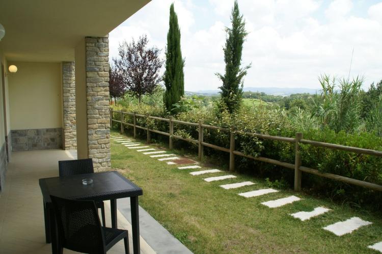 VakantiehuisItalië - Toscane/Elba: Chianti Village Morrocco M2  [11]