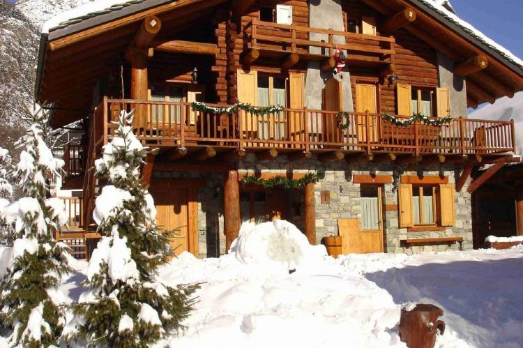 VakantiehuisItalië - Valle d'Aosta: GrBe Trilo  [17]