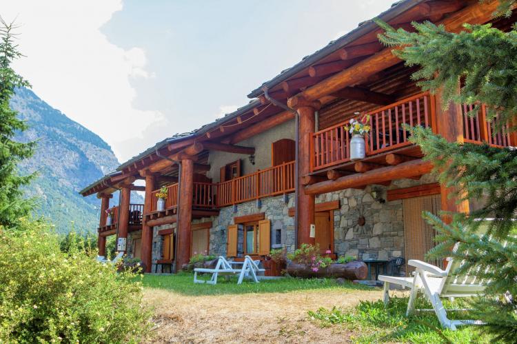 VakantiehuisItalië - Valle d'Aosta: GrBe Trilo  [12]