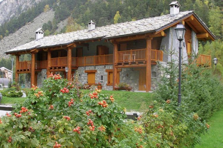 VakantiehuisItalië - Valle d'Aosta: GrBe Trilo  [1]