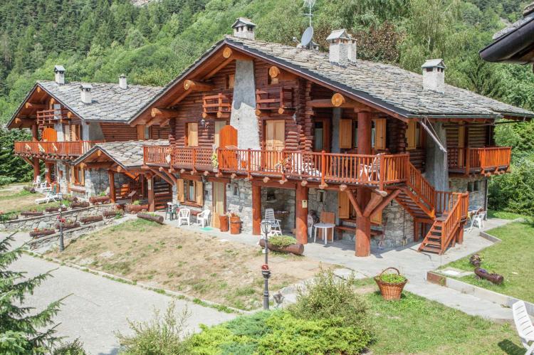 VakantiehuisItalië - Valle d'Aosta: GrBe Trilo  [2]